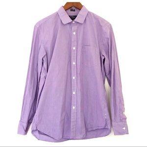 J. Crew Thompson Fit Dress Shirt in Purple…